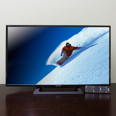 SONY<sup>&reg;</sup> 32-Inch 720p LED TV - Enjoy stunning images in crisp, clear detail on this LED television.   Features Clear Resolution Enhancer picture engine to offer crisp color and contrast, 2 HDMI inputs and 1 USB input.