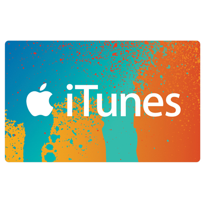 ITUNES<sup>®</sup> $25 Gift Card - Your source for music, movies, TV shows, and more!