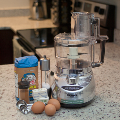 CUISINART<sup>&reg;</sup> Prep 9<sup>&reg;</sup> 9-Cup Food Processor - Chop, slice, shred or knead with speed and efficiency! 9-cup food processor includes Cuisinart Supreme<sup>&reg;</sup> wide-mouth feed tube, shatter-resistant work bowl, 3/4 horsepower motor, dough blade, chopping/mixing blade, shredding disc, custom spatula, recipe book and instructional DVD.
