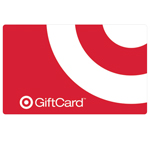 TARGET<sup>®</sup> $25 Gift Card