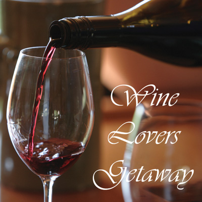 WINE LOVERS GETAWAY - Indulge your passion for fine wine and culinary delights on our Wine Lovers Getaway. Discover little known treasures. Sample a myriad of flavors and aromas. This getaway provides deluxe accommodations for two at the destination of your choice. In Sonoma, CA. Airfare not included.